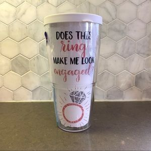 3/$30 Tervis Tumbler Insulated Engagement Engaged